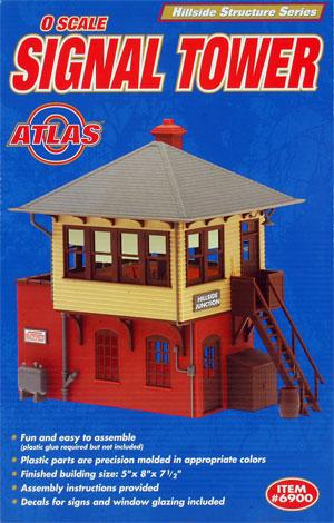 Atlas O Scale Building Kits - Journal Foto and Wallpaper Building