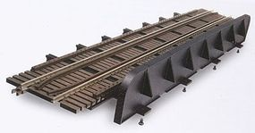 Atlas-O Through Plate Grider Bridge Add-on Kit, 3-Rail O Scale Model Railroad Bridge #6919