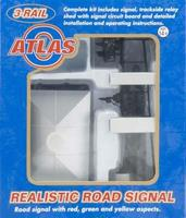 Atlas-O Position Light Signal 3-Rail - Pennsylvania O Scale Model Railroad Trackside Accessory #6925