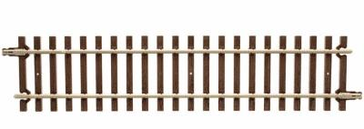 Atlas-O Code 148 2-Rail - 10'' Straight Track Section -- O Scale Nickel Silver Model Railroad Track -- #7050