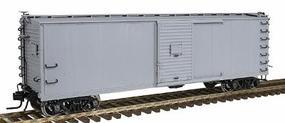 Atlas-O USRA 40 Steel Rebuilt Boxcar - 2-Rail Undecorated O Scale Model Train Freight Car #7480