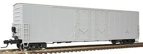 Atlas-O Evans 53 Double Plug Door Box Car 2-Rail Undecorated O Scale Model Train Freight Car #7500