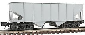 Atlas-O USRA 55-Ton 2-Bay Open Hopper 3-Rail - Undecorated O Scale Model Train Freight Car #8450