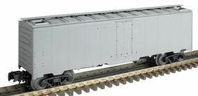 Atlas-O 40 Steel Reefer - 3-Rail - Undecorated O Scale Model Train Freight Car #8500