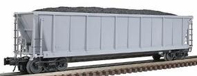 Atlas-O Coalveyor Bathtub Gondola 3-Rail - Undecorated O Scale Model Train Freight Car #8600
