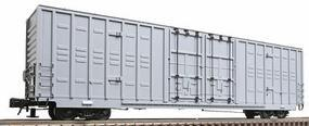 Atlas-O Berwick 60 Hy-Cube Double Plug-Door Boxcar Undecorated O Scale Model Train Freight Car #8620
