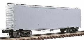 Atlas-O 1937 AAR 40 Double-Door Boxcar - 3-Rail Undecorated O Scale Model Train Freight Car #8700