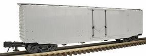Atlas-O 50 PS-1 Plug Door Box Car, 3-Rail - Undecorated O Scale Model Train Freight Car #8850