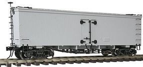 Atlas-O 36 Wood Refrigerator Car 2-Rail Undecorated O Scale Model Train Freight Car #90002