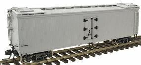 Atlas-O 40 Rebuilt Refrigerator Car - 2-Rail - Undecorated O Scale Model Train Freight Car #9150