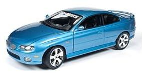 AutoWorldDiecast 2004 Pontiac GTO Coupe Diecast Model Car 1/18 Scale #1025