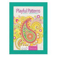 AndersonPresss Playful Patterns Rhapsody Coloring Book #1940899052
