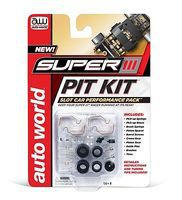 Auto-World Super III Pit Kit HO Scale Slot Car Part #301