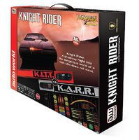 Auto-World HO Knight Rider Slot Car 16 Racing Set HO Scale Slot Car Set #306