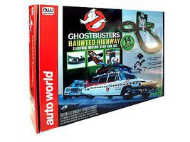 Auto-World GHOSTBUSTERS RACE SET 14