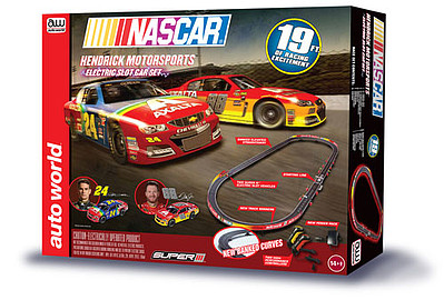 Auto World Racing NASCAR 19'TEAM HENDRICK SET