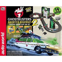 Auto-World 14GHOSTBUSTERS HAUNTED HIWAY