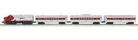 Bachmann Williams Santa Fe Flyer O Scale Model Train Set #00321