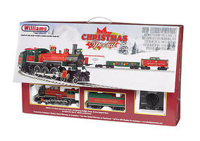 Bachmann Christmas Special Set O Scale Model Train Set #00323