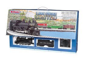 Bachmann Lakeshore Limited Set O Scale Model Train Set #00324