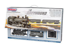 Bachmann The Greyhound Set O Scale Model Train Set #00325