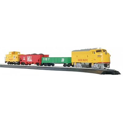 Bachmann Challenger Set HO Scale Model Train Set #00621