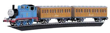 Bachmann Thomas w/Annie & Clarabel Set -- HO Scale Model Train Set -- #00642
