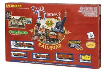 Disney ho train sets reviews