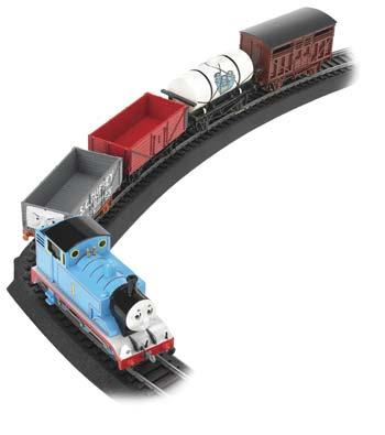 Thomas Fun with Freight Set HO Scale Model Train Set #00683