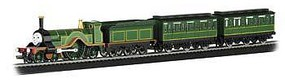 Bachmann Thomas/Emilys Passenger Train Set HO Scale Model Train Set #00684