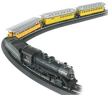 Bachmann Durango & Silverton Set -- HO Scale Model Train Set -- #00710