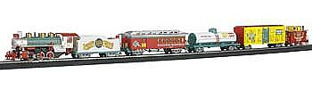 Bachmann Ringling Bros. and Barnum and Bailey Set -- HO Scale Model Train Set -- #00714