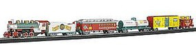Bachmann Ringling Bros. and Barnum and Bailey Set HO Scale Model Train Set #00714