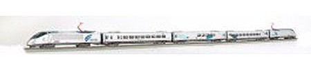 Bachmann HO Spectrum Acela Set w/DCC, Amtrak