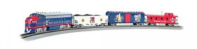 Bachmann Scout Special HO Scale Model Train Set #01503