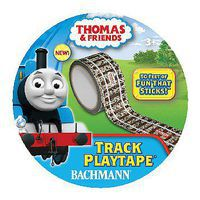 Bachmann 50'x2'' Thomas & Friends Track Playtape Wooden Train Accessory #09101