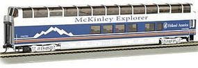 Bachmann 89 McKinley Explorer Chulitna #1056 HO Scale Model Train Passenger Car #13347