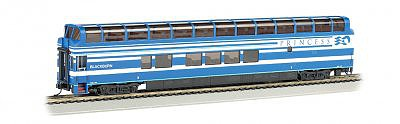 Bachmann 89' Princess Blackburn #7088 (A Car) -- HO Scale Model Train Passenger Car -- #13348