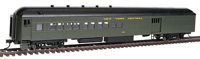 Bachmann 72' Heavyweight Combine NYC #304 -- HO Scale Model Train Passenger Car -- #13604
