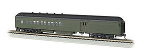 Bachmann 72 Heavyweight Combine Undecorated HO Scale Model Train Passenger Car #13608