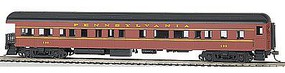 Bachmann 72 Heavyweight Observation Pennsylvania RR #130 HO Scale Model Train Passenger Car #13802