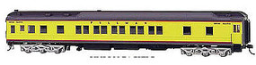 Bachmann 80 Pullman Car w/LED Lighting Union Pacific HO Scale Model Train Passenger Car #13905
