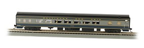 Bachmann 85 Smooth-Side B&O Coach HO Scale Model Train Passenger Car #14203