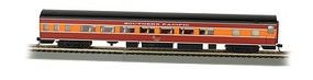Bachmann 85' Smooth-Side Southern Pacific Daylight Coach HO Scale Model Train Passenger Car #14207
