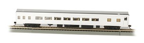 Bachmann 85 Smooth-Side Painted Unlettered Coach HO Scale Model Train Passenger Car #14208