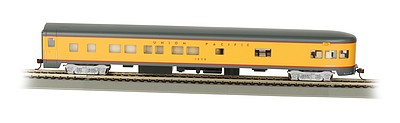 Bachmann 85 Smooth-Side Observation Car Union Pacific HO Scale Model Train Passenger Car #14304