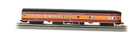 Bachmann 85 Smooth-Side Observation Car Southern Pacific HO Scale Model Train Passenger Car #14307