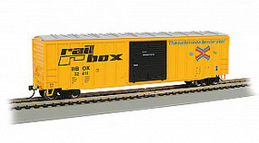 Bachmann HO 50 Outside Braced Box, RBOX