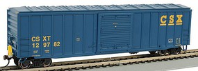Bachmann HO 50 Outside Braced Boxcar w/Flashing LED Light CSX