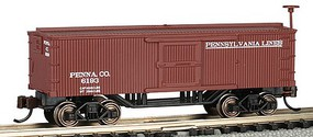 Bachmann N Old Time Box, PRRX